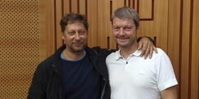 Feinschliff mit Thomas Doss
